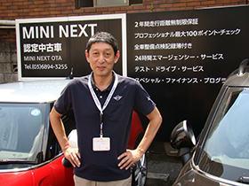セールスコンサルタント 矢田 淳